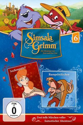 SimsalaGrimm, 06: Aschenputtel / Rumpelstilzchen, 00602547225962