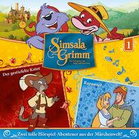 SimsalaGrimm, 01: Der gestiefelte Kater / Rapunzel, 00602547225535