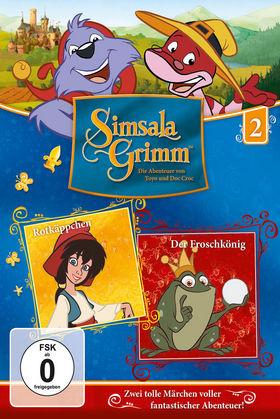 SimsalaGrimm, 02: Rotkäppchen / Der Froschkönig, 00602547225924