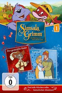 SimsalaGrimm, 01: Der gestiefelte Kater / Rapunzel, 00602547225870