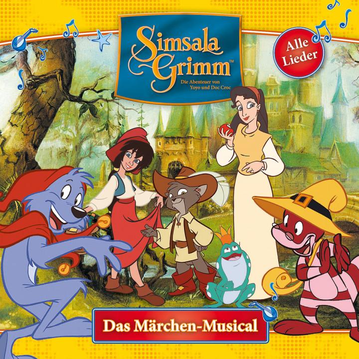 SimsalaGrimm - Das Märchen-Musical