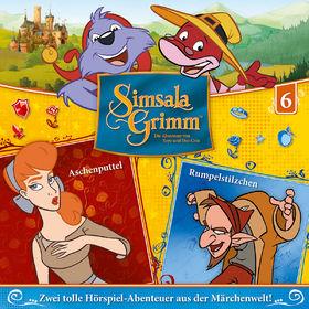 SimsalaGrimm, 06: Aschenputtel / Rumpelstilzchen, 00602547225603