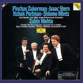Itzhak Perlman, Vivaldi: Die vier Jahreszeiten, 00028947947059