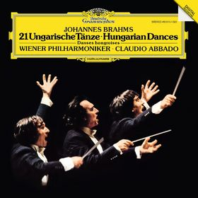 Claudio Abbado, Brahms: Hungarian Dance No.1 - 21, 00028947947028