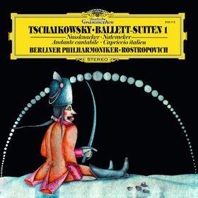 Die Berliner Philharmoniker, Tchaikovsky: Nutcracker Suite, Op.71a; String Quartet No.1 In D, Op.11; Capriccio italien, Op.45, 00028947947042