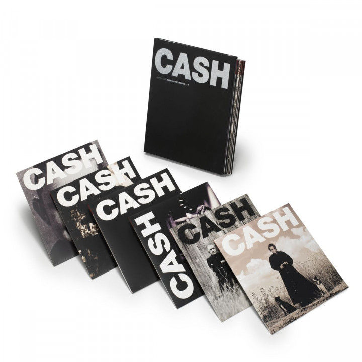 American Recordings Box Set