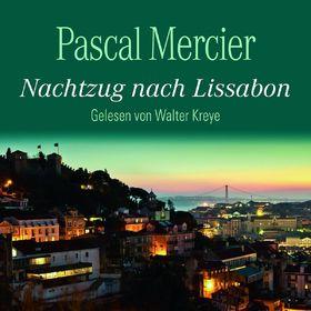 Various Artists, Pascal Mercier: Nachtzug nach Lissabon (Bestseller), 09783869091723