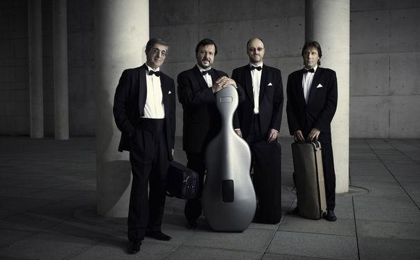 Borodin String Quartet, Rheingau Musikfestival 2015 – Das Borodin Quartet feiert seinen 70. Geburtstag