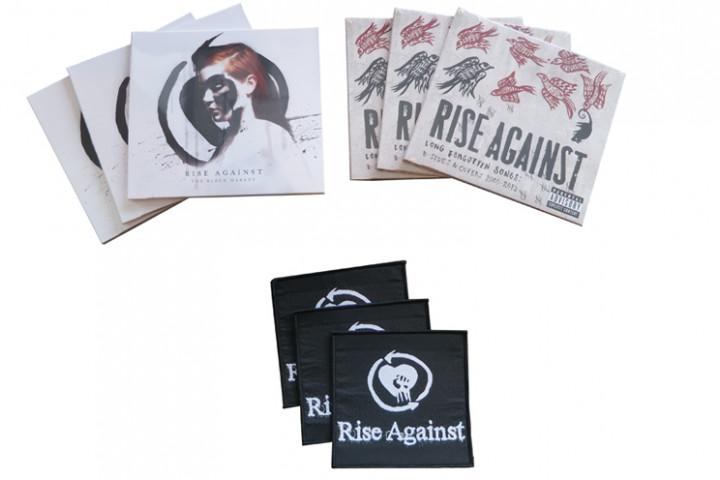 Rise Against Gewinnspiel