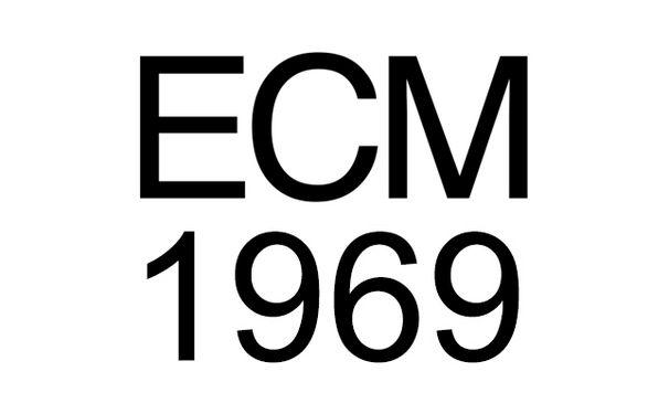 Manfred Eicher, ECM 1969: Manfred Eicher und die Anfänge seines Labels ECM