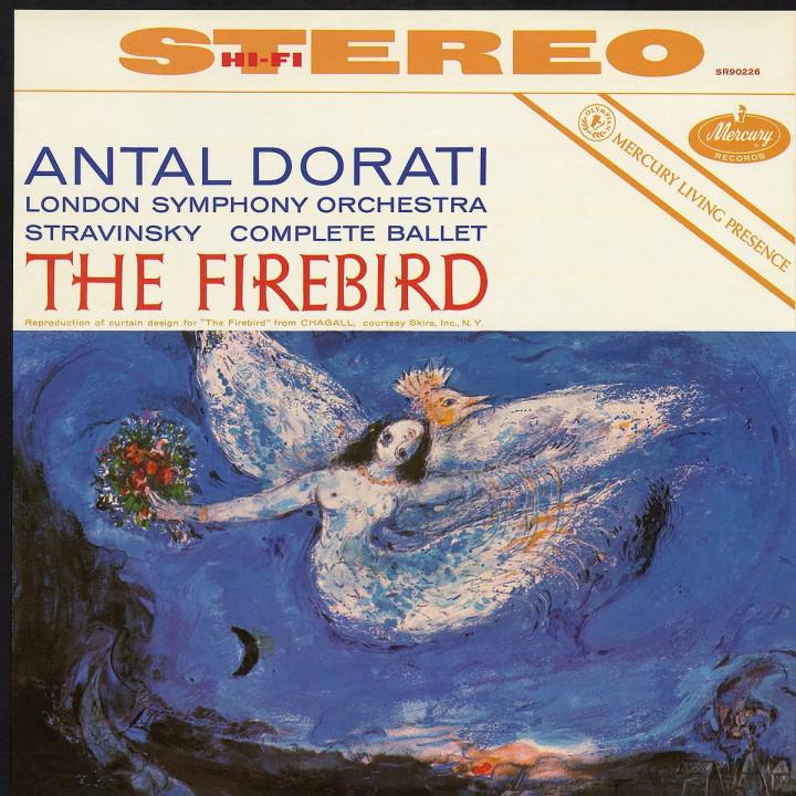 Der Feuervogel (Ltd. Vinyl Edt.)