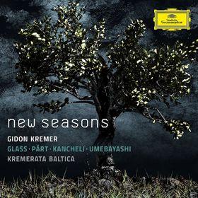 Gidon Kremer, New Seasons - Violin Konzert Nr. 2, 00028947948179