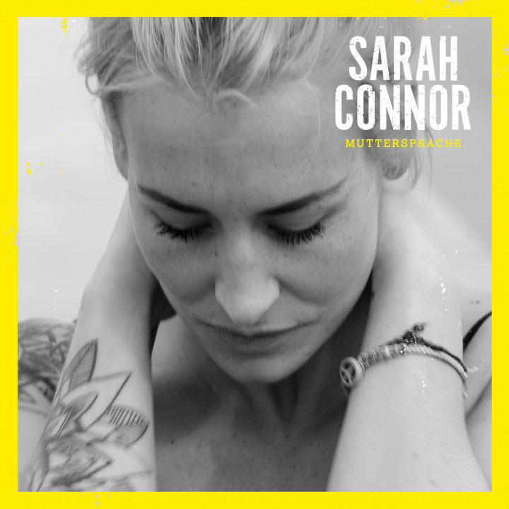 "Sarah Connor Album Cover ""Muttersprache"""