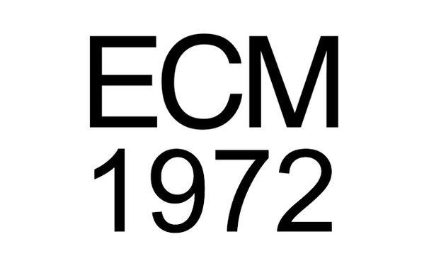 ECM Sounds, ECM 1972: Chick Corea mit drei Veröffentlichungen und Keith Jarrett mit seinem Piano-Solo-Debüt