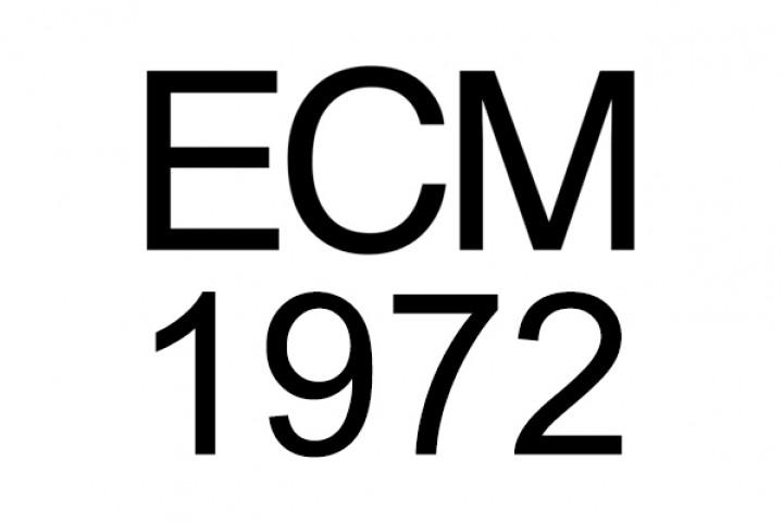 ECM Chronik: Das Jahr 1972