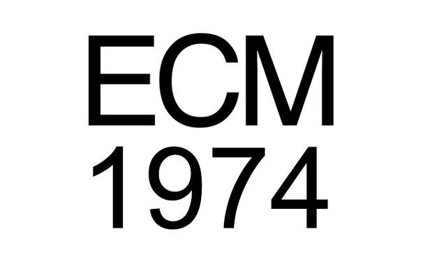 ECM Sounds, ECM 1974: Ob Gary Burton, Keith Jarrett oder Jan Garbarek - Der Fokus liegt auf einem kammermusikalischem Rahmen, mit klassischen Ensembles oder mit Streichern