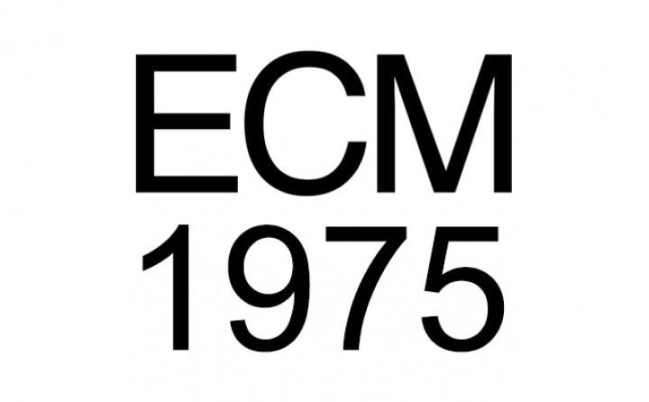 ECM Chronik: Das Jahr 1975