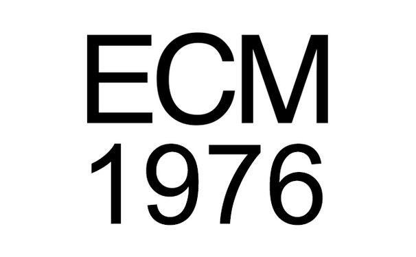 ECM Sounds, ECM 1976: Das Label baut seine stilistische Bandbreite weiter aus