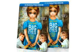 Big Eyes, Big Eyes: Wir laden euch ins Kino eurer Wahl zum neuen Tim Burton Film ein