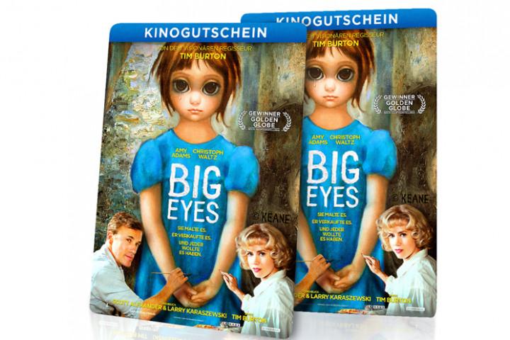 Big Eyes Gewinnspiel