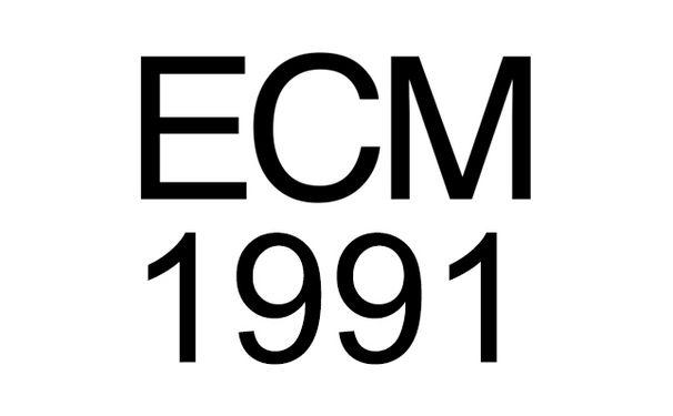ECM Sounds, ECM 1991: Mit dem Hilliard Ensemble, Arvo Pärt, Kim Kashkashian uvm.