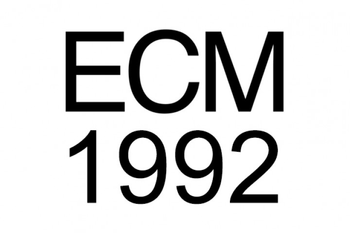 Das ECM Jahr 1992