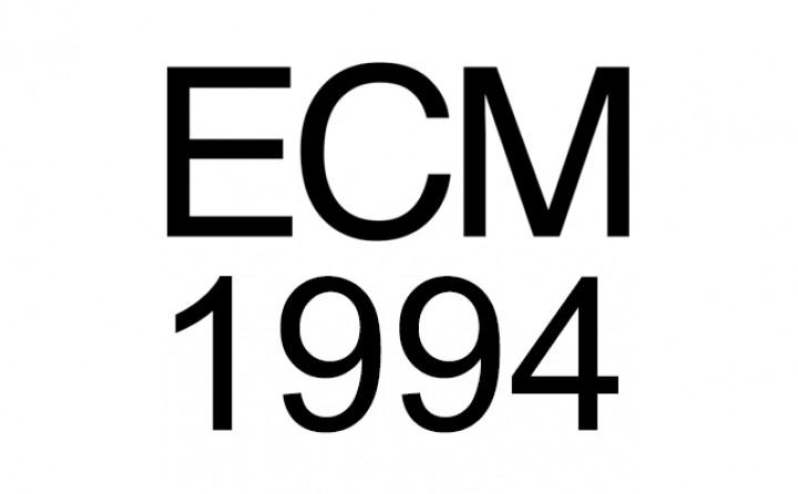 Das ECM Jahr 1994
