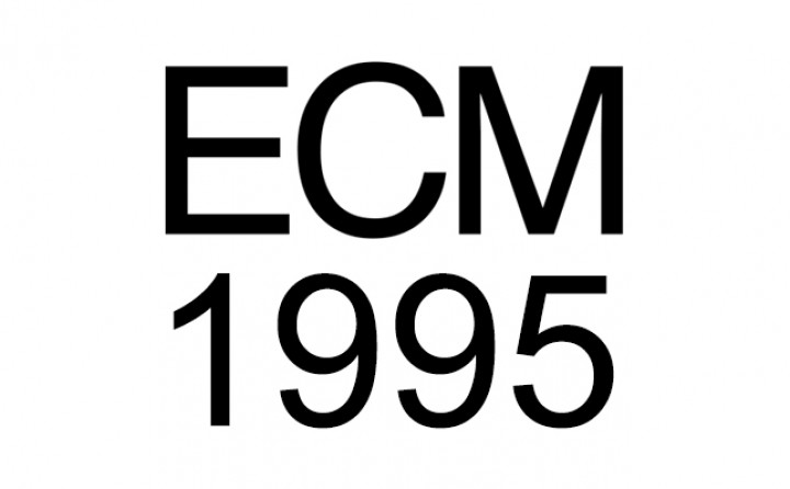 Das ECM Jahr 1995