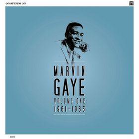 Marvin Gaye, Marvin Gaye 1961 - 1965, 00600753536452