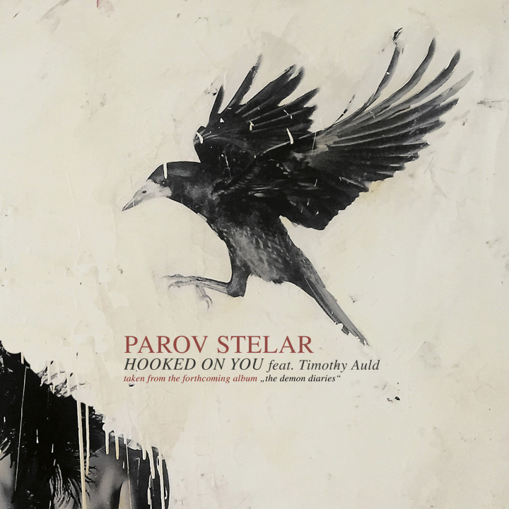 Parov Stelar_Hooked On You_Cover
