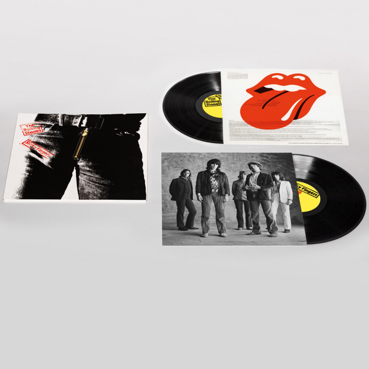 Sticky Fingers (ltd 2LP Special Edition)