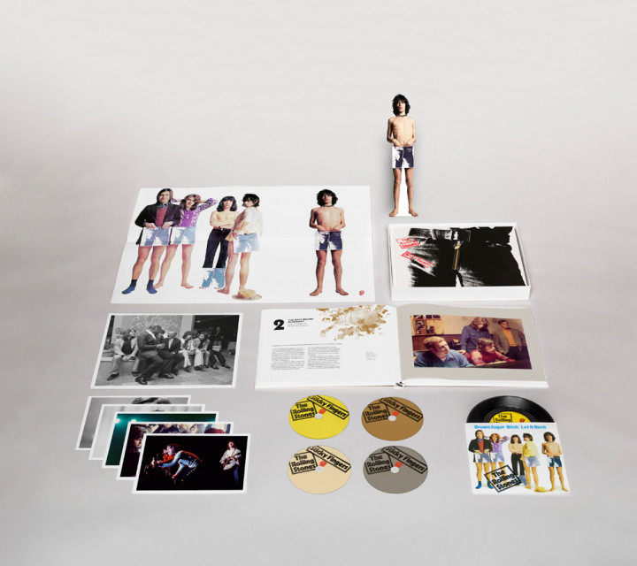 Sticky Fingers (ltd Super Deluxe Boxset)