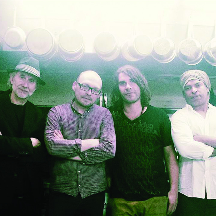 Bugge Wesseltoft & Friends 2015