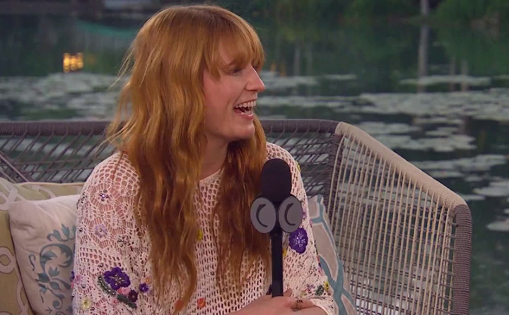 Interview, Coachella April 2015