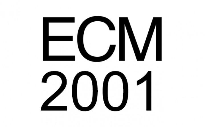 ECM Chronik: Das Jahr 2001