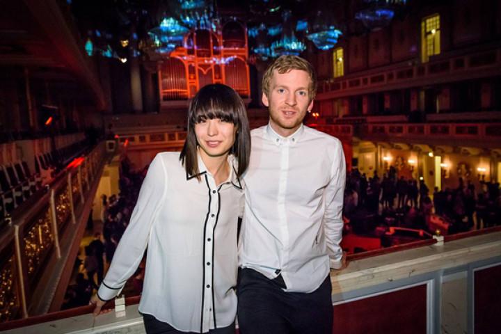 Alice Sara Ott und Ólafur Arnalds im Konzerthaus Berlin