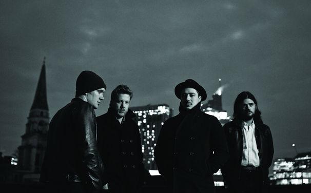 Mumford & Sons, Auf Erfolgskurs: Mumford & Sons steigen mit ihrem Album Wilder Mind auf Platz zwei der deutschen Charts ein