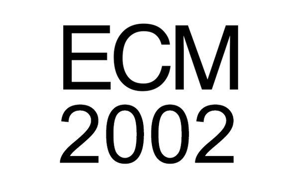 ECM Sounds, ECM 2002: Anouar Brahem, András Schiff, András Keller uvm.