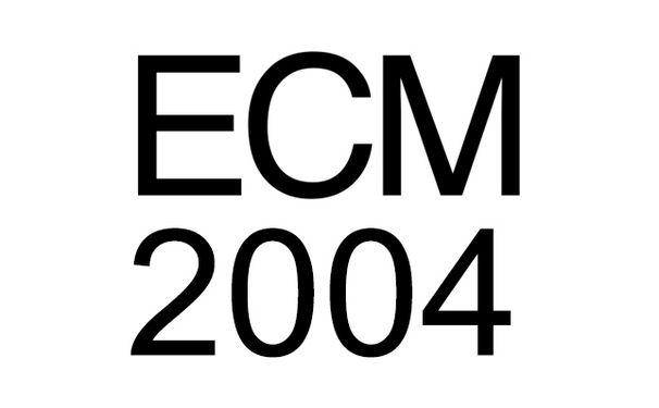 ECM Sounds, ECM 2004: Mit Till Fellner, Eleni Karaindrous, Kim Kashkashian uvm.