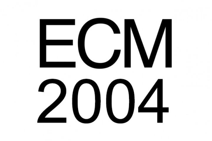 ECM Chronik: Das Jahr 2004