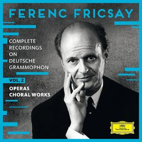 Box-Sets und Editionen, Ferenc Fricsay - Sämtliche DG Aufnahmen, Vol. 2, 00028947946410