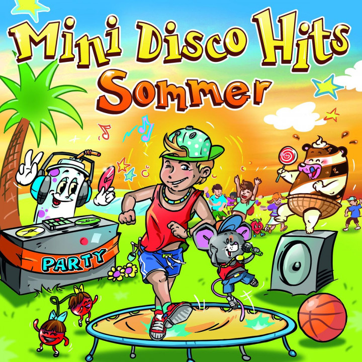 Mini Disco Hits - Sommer