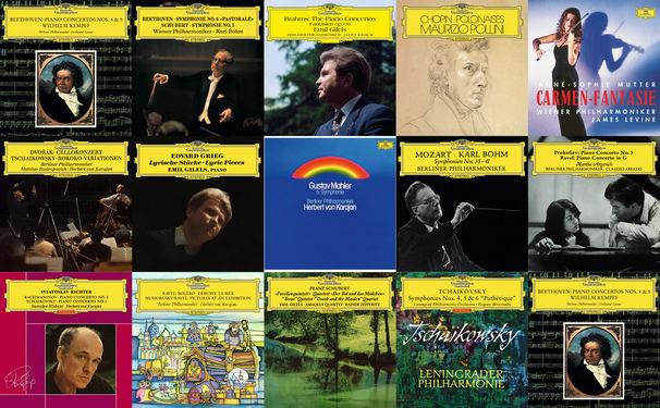 Diverse Künstler, Köstliche Klangdimensionen - 14 neue Alben in True HD