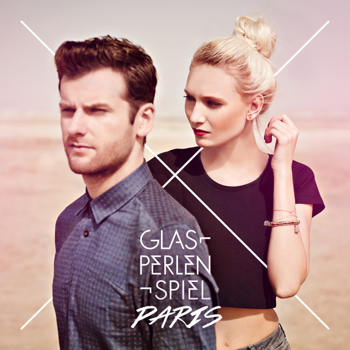 "Glasperlenspiel Single Cover ""Paris"""