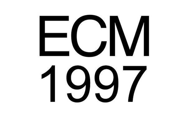 ECM Sounds, ECM 1997: Mit Kenny Wheeler, Ralph Towner, Evan Parker uvm.