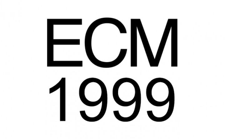 Das ECM Jahr 1999
