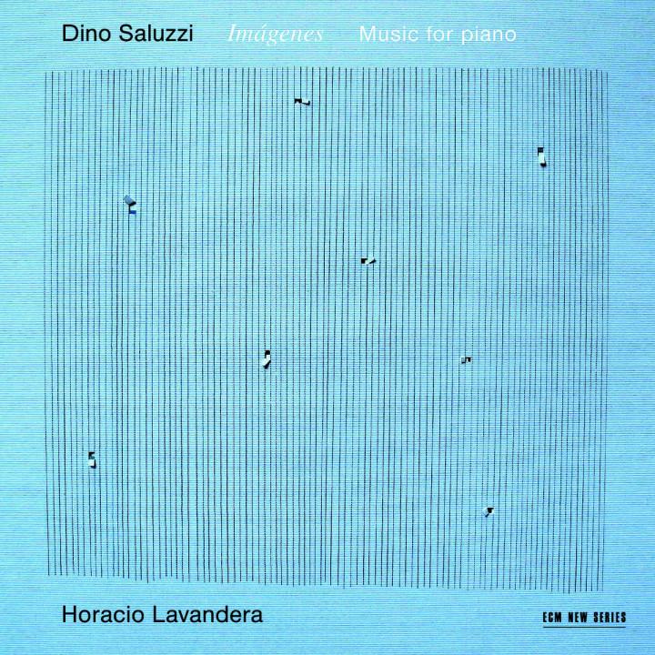 Dino Saluzzi: Imágenes - Music For Piano