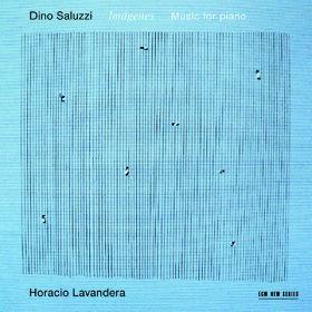 ECM Sounds, Dino Saluzzi - Imágenes, 00028948115921