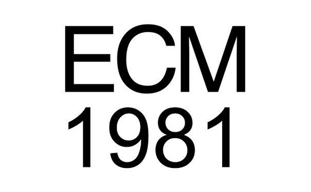 ECM Sounds, ECM 1981: mit Meredith Monk und L. Shankar