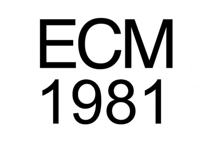 ECM 1981